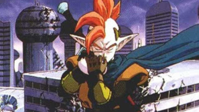 Dragon Ball Best Non-Canon Characers Tapion