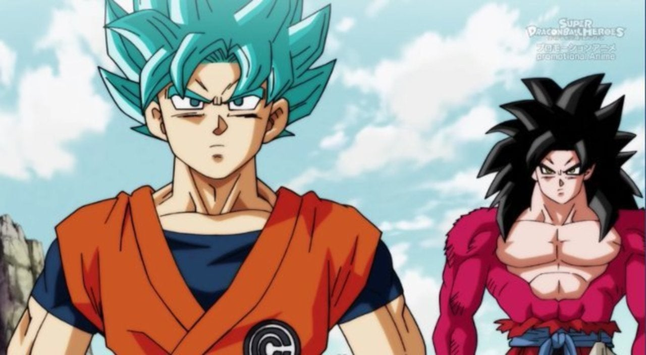 Is the dragon ball heroes anime good for the franchise