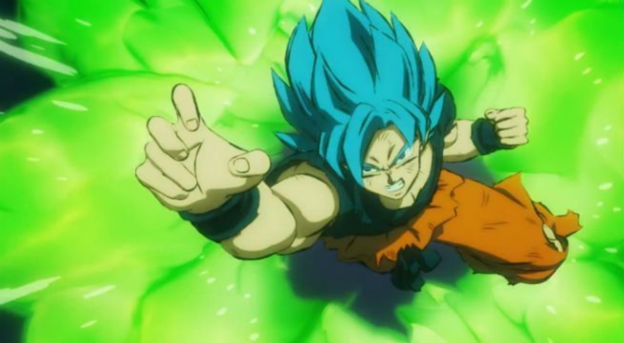 Fans React To First Dragon Ball Super Broly Trailer