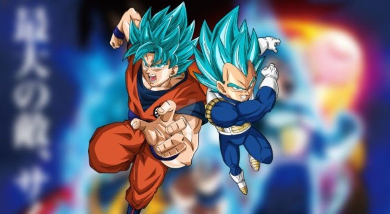 Dragon Ball Super Reveals New Super Saiyan Blue Designs