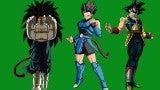 Dragon Ball Super Broly New Saiyan Characters Canon
