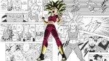 Dragon Ball Super Manga Kefla Origin