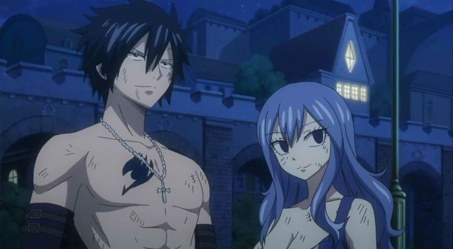 Fairy-Tail-Gruvia