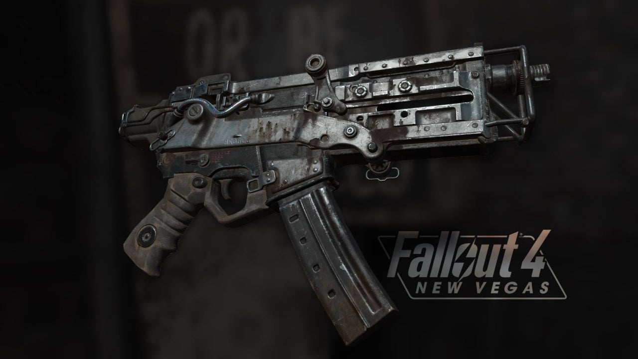 fallout vegas weapons