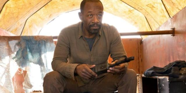 Fear The Walking Dead 4x09 Morgan