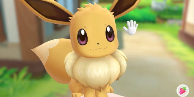 female eevee header