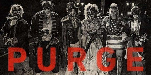 First Purge Mid Credits Scene Purge TV Series Teaser