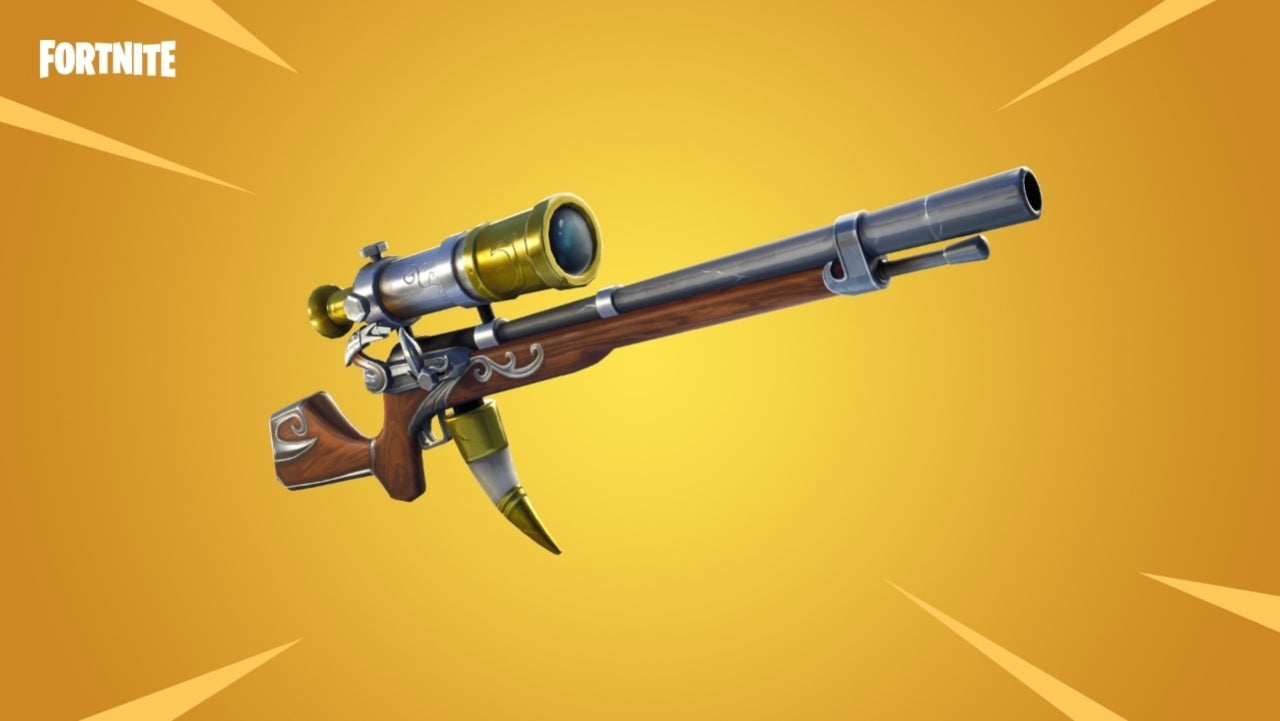 Fortnite Vaulted Weapons Coming Back