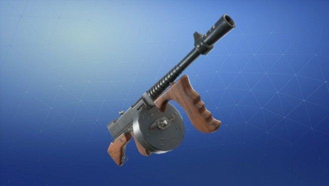 Fortnite Drum Gun Featured