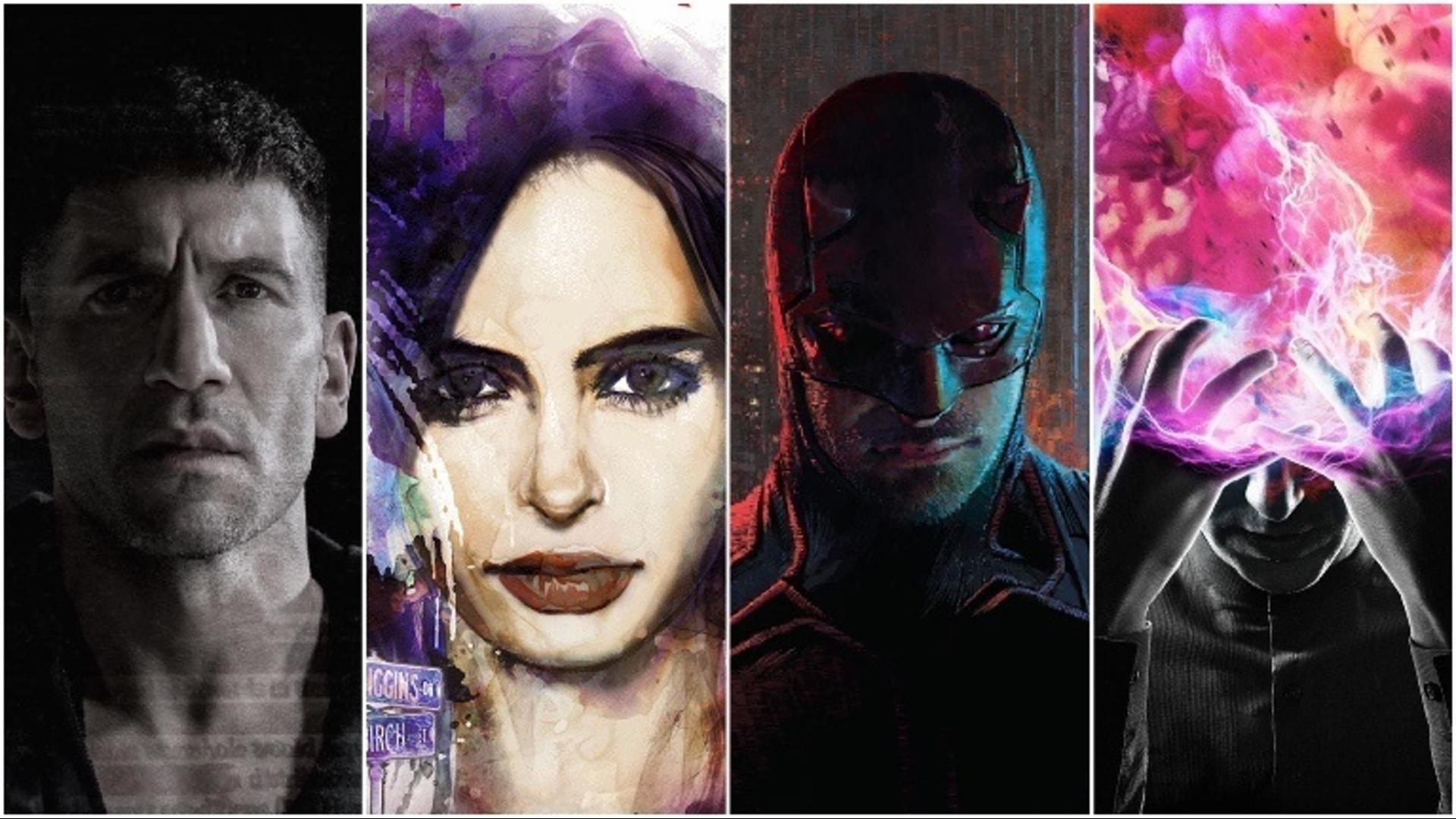 Four Marvel Television Series Nominated for Emmy's screen capture