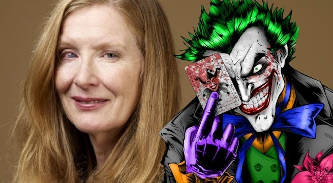 frances conroy joker movie