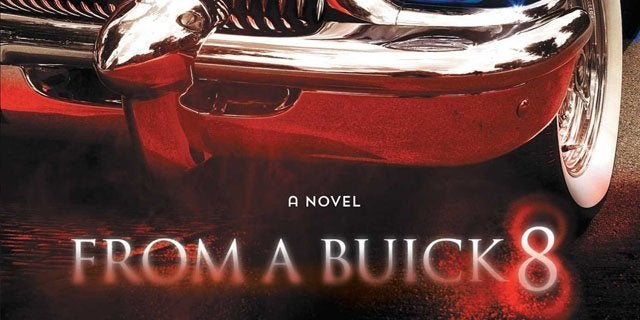 from a buick 8 novel cover
