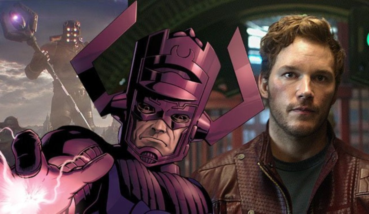New Guardians Of The Galaxy Final Easter Egg Theory Points To Galactus