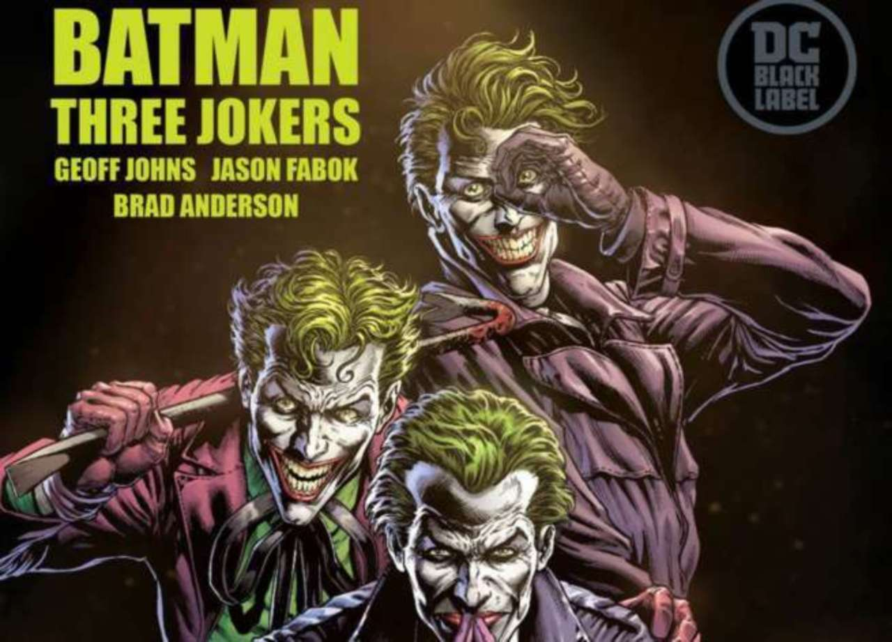 Who Are The Three Jokers?