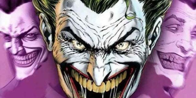 Geoff Johns Three Jokers Not Connected Joker Origin Movie