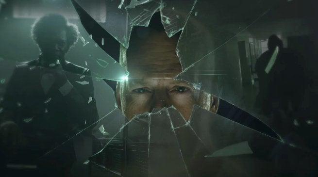 Glass Movie Teaser - Bruce Willis David Dunn (2018)
