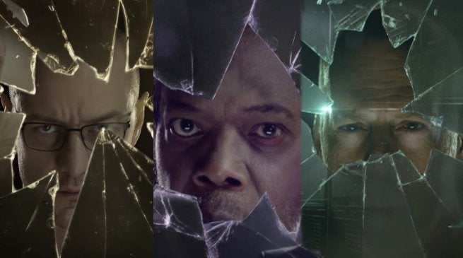 Glass Movie Trailer 2018 SDCC