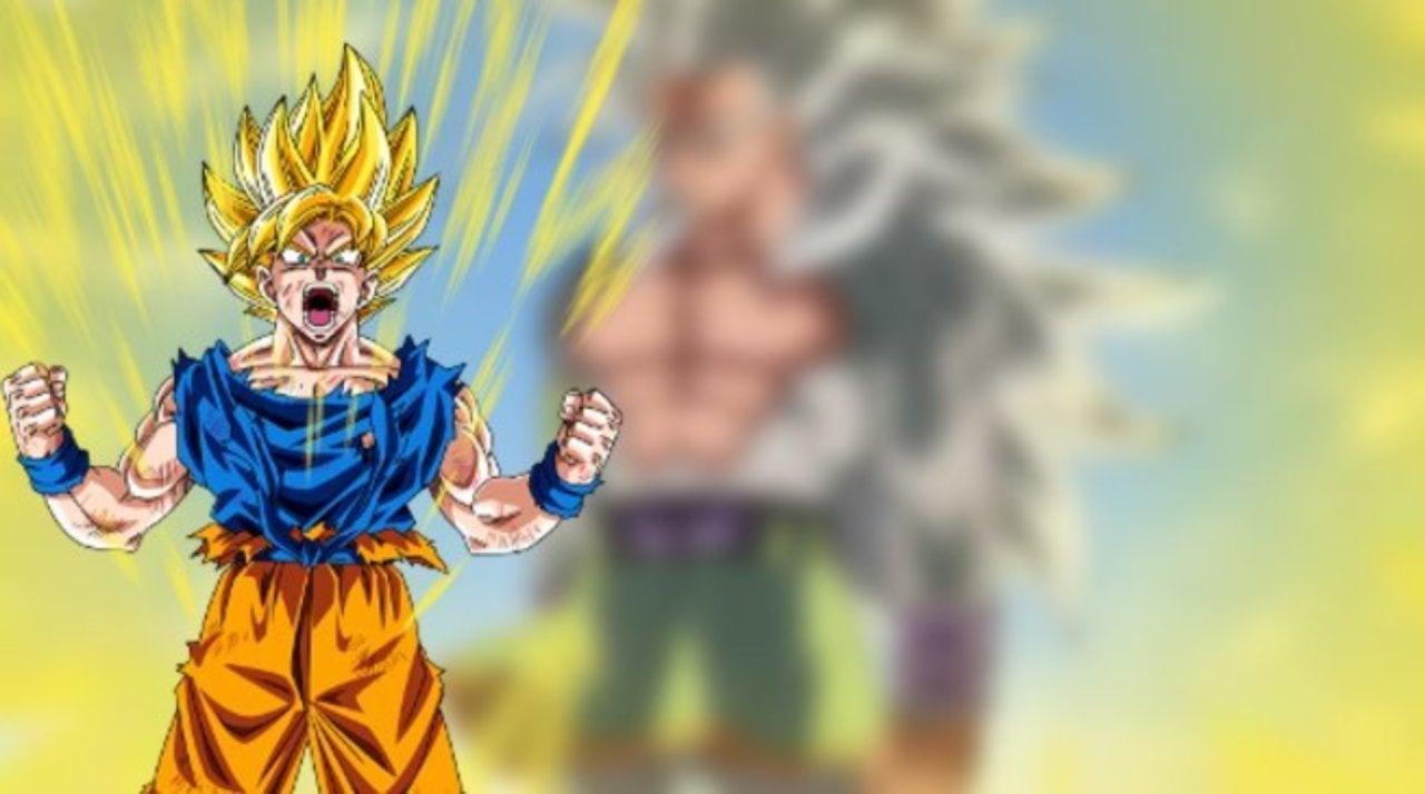 dragon ball fan animates goku going super saiyan 5
