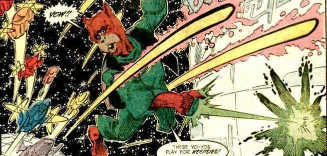 Grant Morrison Green Lantern - G'Nort