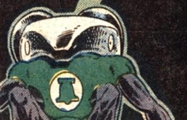 Grant Morrison Green Lantern - Rot Lop Fan