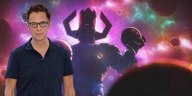 Guardians Galaxy Galactus Theory Debunked James Gunn