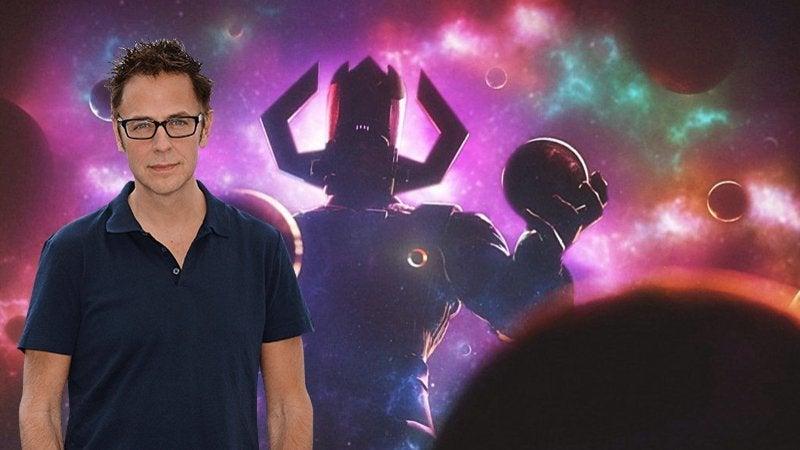 Guardians Galaxy Galactus Theory Debunked James Gunn