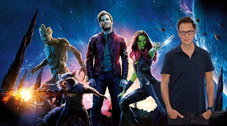 Guardians of the Galaxy James Gunn comicbookcom