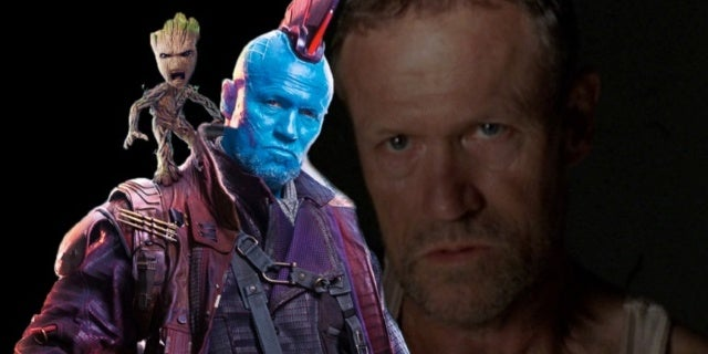 Guardians of the Galaxy Walking Dead Michael Rooker COMICBOOKCOM