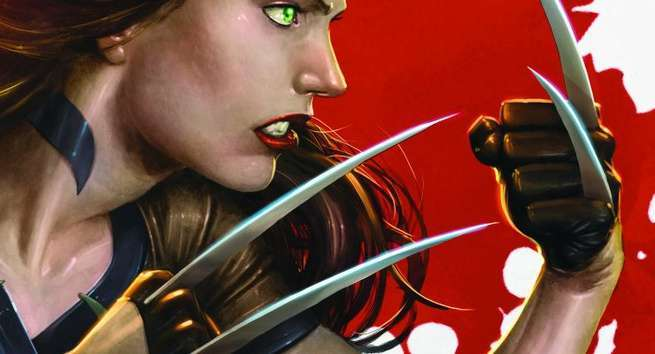 Guide to X-23 - Cover