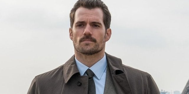 Henry Cavill Reveals When Mission Impossible moustache will return