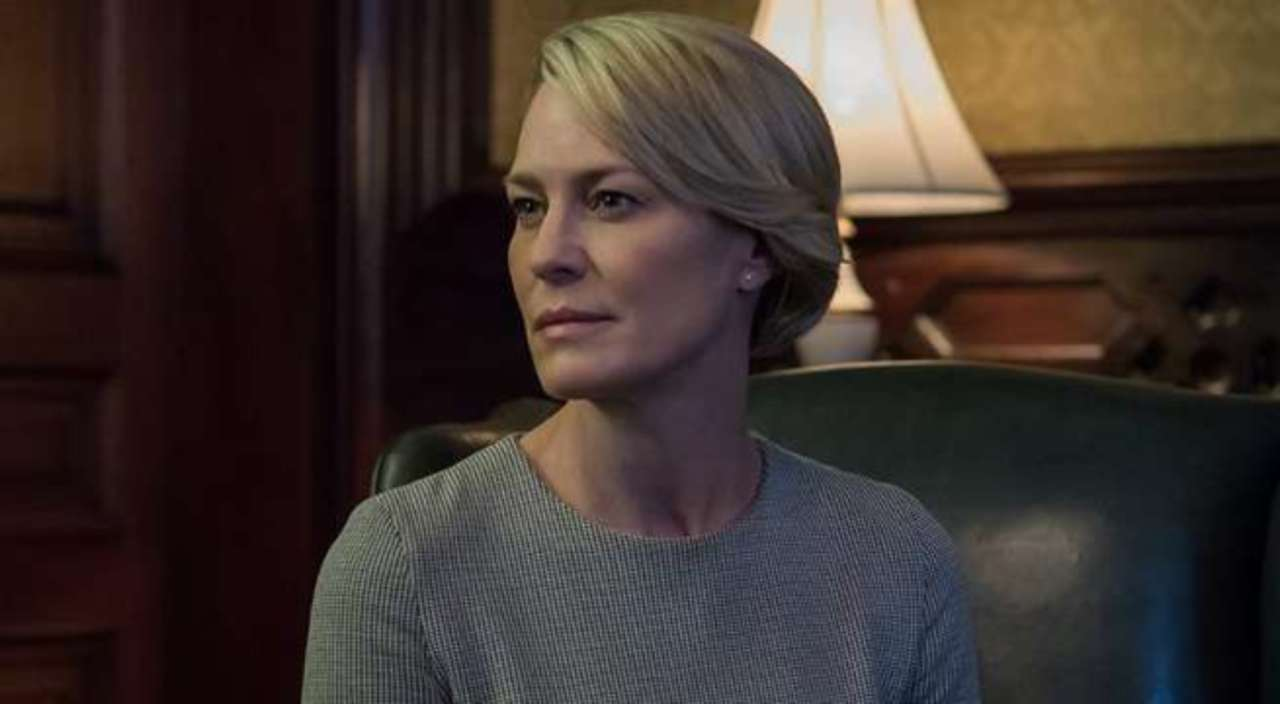Robin Wright Led The Charge On Continuing House Of Cards