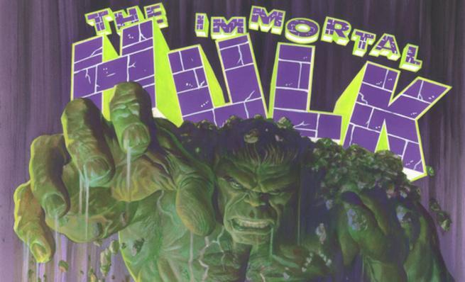 Immortal Hulk Recommendation - Cover