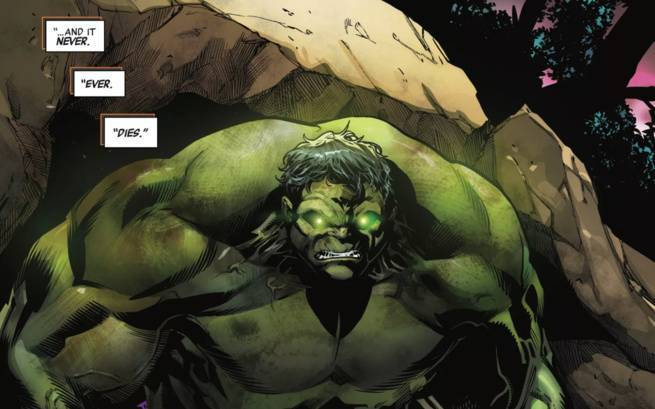 Immortal Hulk Recommendation - The Future