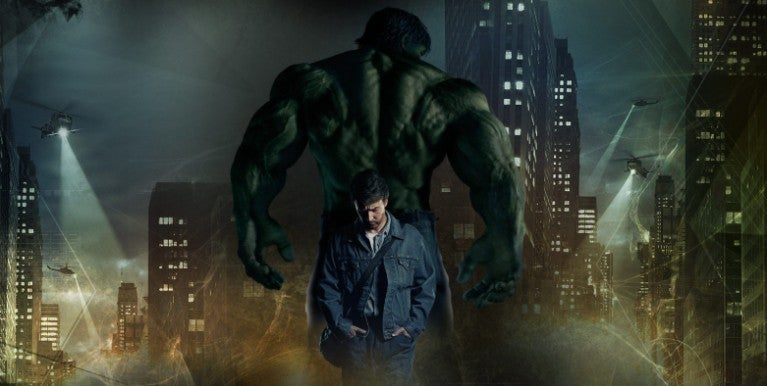 Incredible Hulk Edward Norton