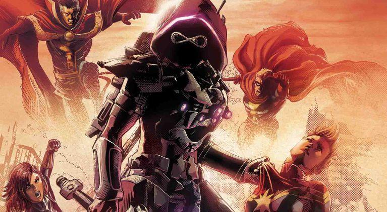 Infinity Wars #1