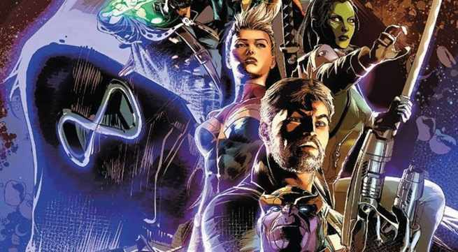 Infinity Wars Who Is Requiem - Thanos