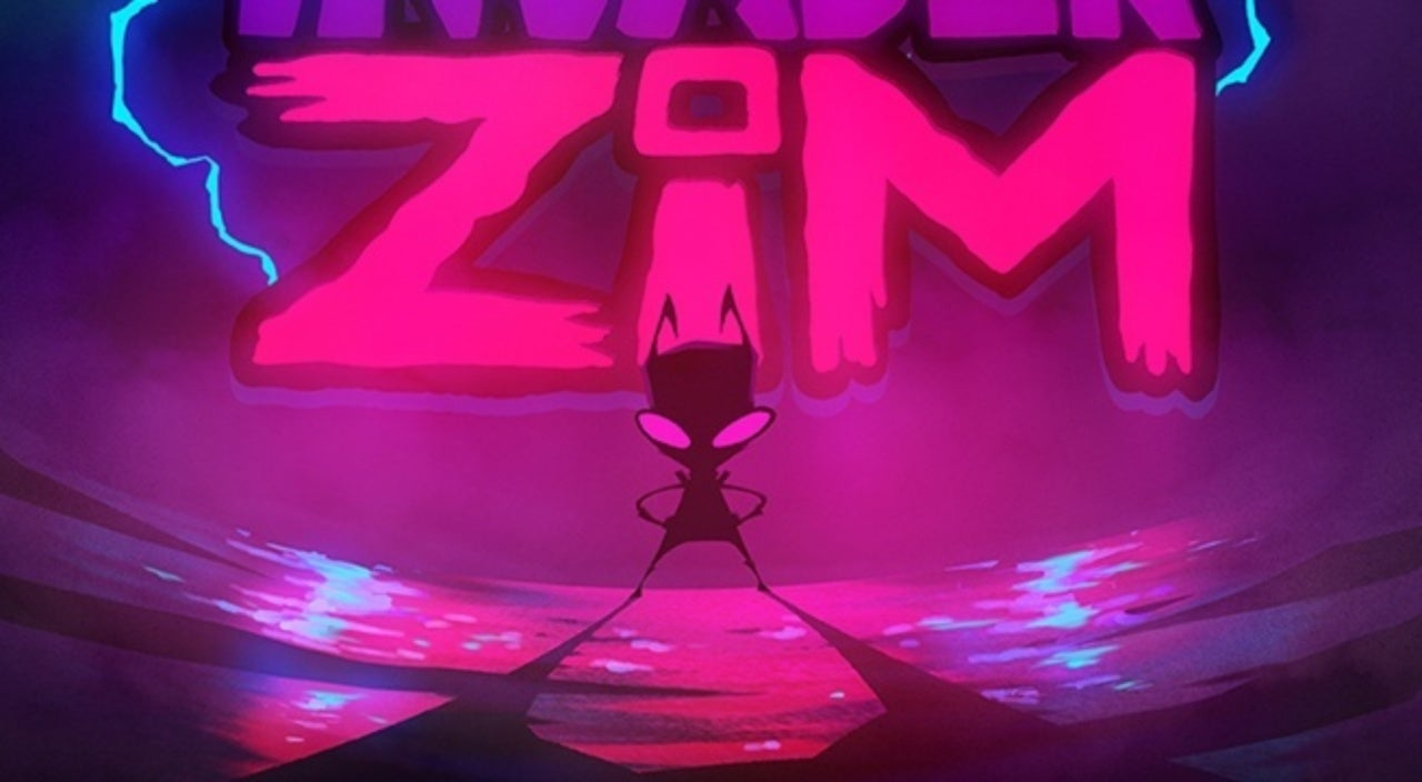 Invader ZIM Enter The Florpus Panel Recap