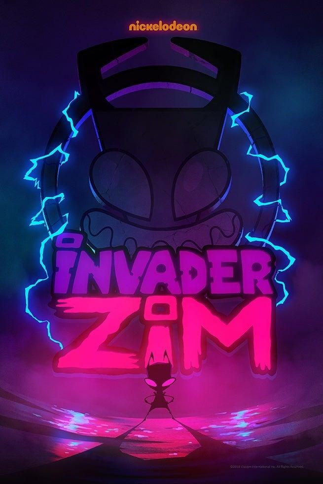 Invader-Zim-Poster