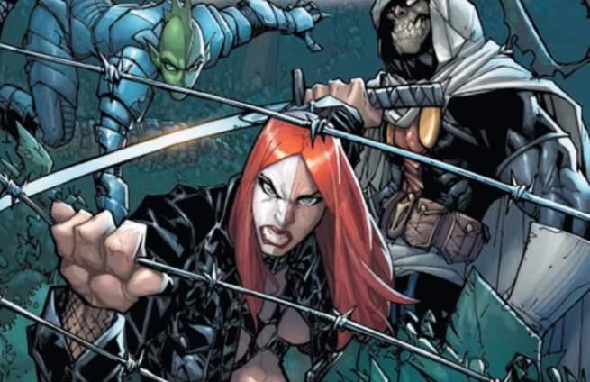 Iron Fist Season 2 Comics - Avengers The Initiative