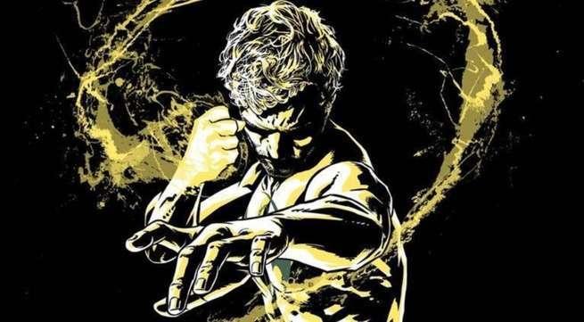 Iron Fist Season 2 Comics - Cover