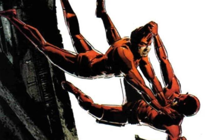 Iron Fist Season 2 Comics - Devil In Cell Block D