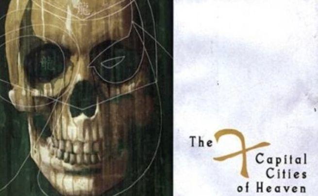 Iron Fist Season 2 Comics - The 7 Captial Cities of Heaven