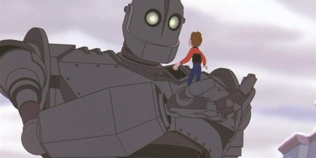 iron giant brad bird