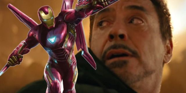Iron Man Infinity War comicbookcom