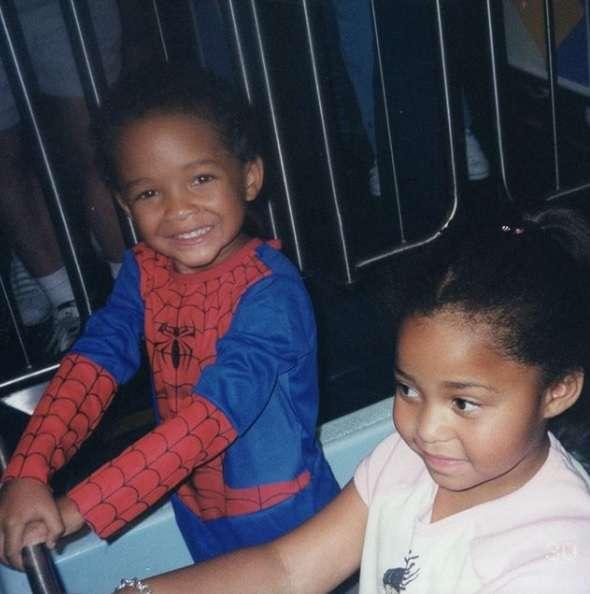 jaden smith spider-man birthday