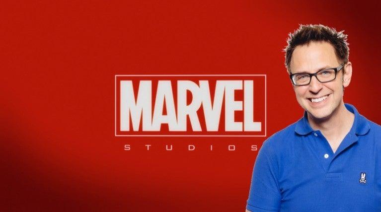 James Gunn Marvel Studios comicbookcom