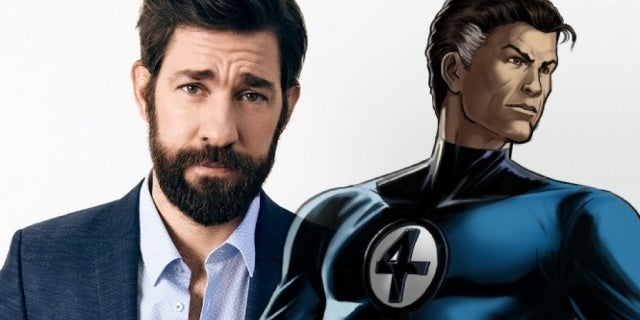 john krasinski mr fantastic