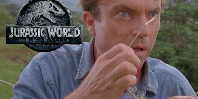 Jurassic World Fallen Kingdom Brachiosaur Death Jurassic Park connection