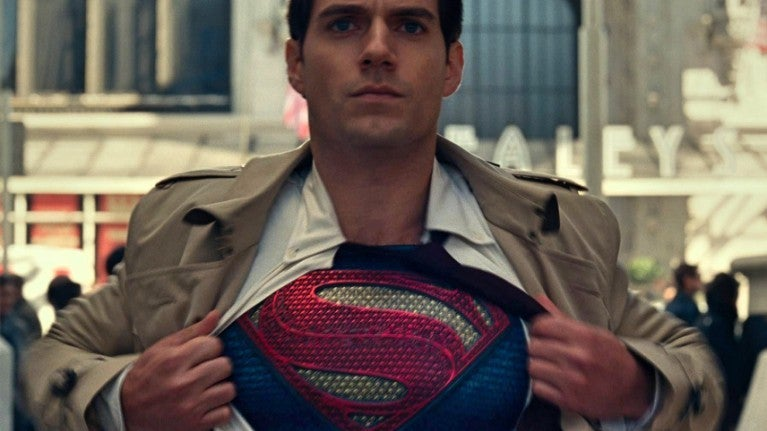 Justice League Superman Clark Kent