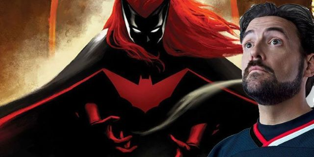 kevin smith batwoman the cw
